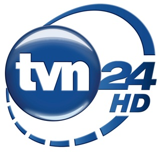 Tvn24 HD Logo